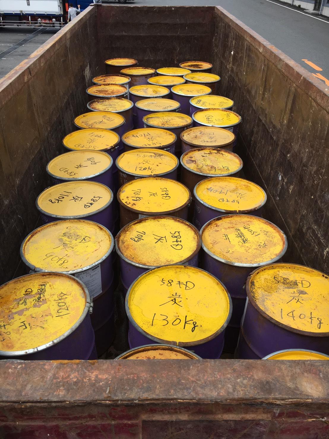 【燃え殻の収集】南極観測船しらせの廃棄物収集を東京都大田区にて行った事例を紹介します。