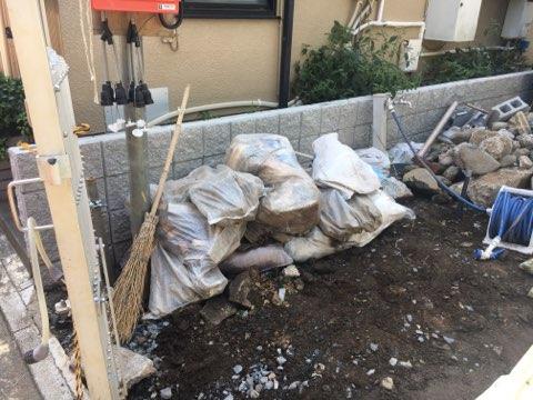 【産業廃棄物の回収搬入】廃プラ等の回収をリフォーム現場にて行った事例を紹介します。
