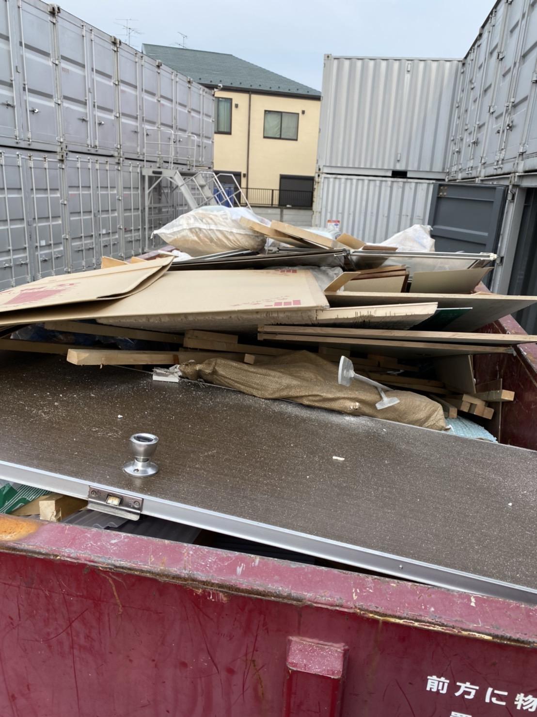 【産業廃棄物の引き取り】建築現場の廃棄物処理を行った事例を紹介します。