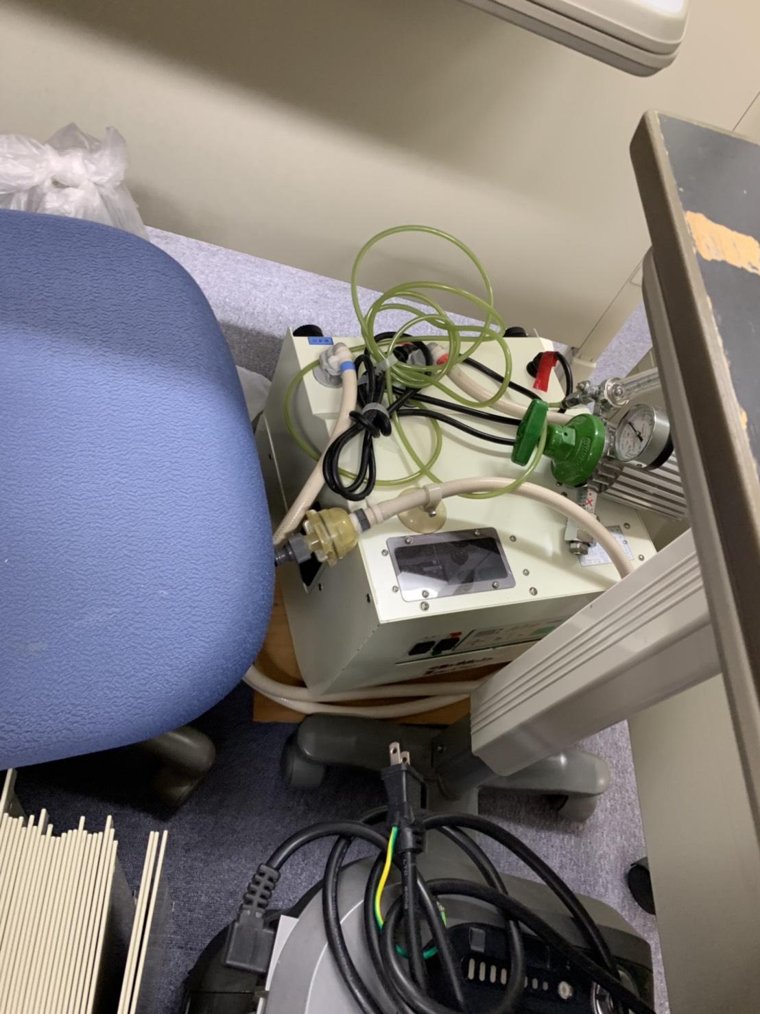 【産業廃棄物の回収】病院の機械類の廃棄処理を行った事例を紹介します。