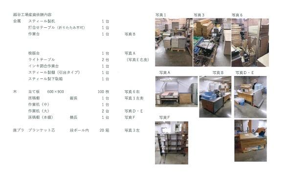 【産業廃棄物の処理】工場粗大ごみ一式処理を行った事例を紹介します。