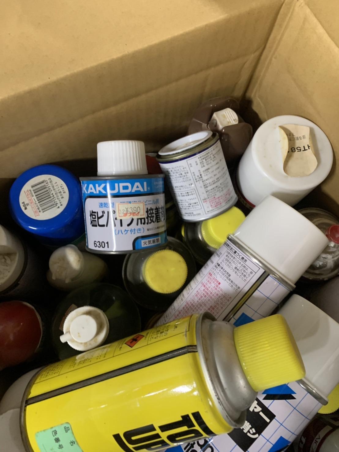 【産業廃棄物の回収】塗料・特殊薬品小口の廃棄依頼 ・油水分離処理を行った事例を紹介します。