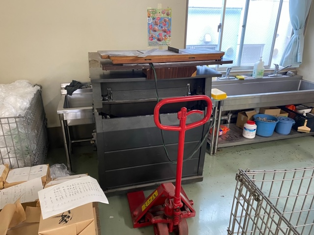 【産業廃棄物の処理】印刷会社の不要機械等粗大ごみ処理を行った事例を紹介します。