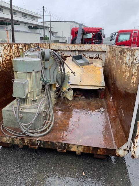 【産業廃棄物の処理】工場の粗大ごみ処理事例を紹介します。