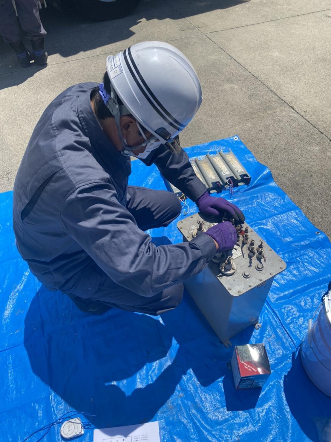 【産業廃棄物の処理】PCB廃棄物の処理前濃度分析と処理事例を紹介します。